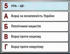 Одеські учні про УПА
