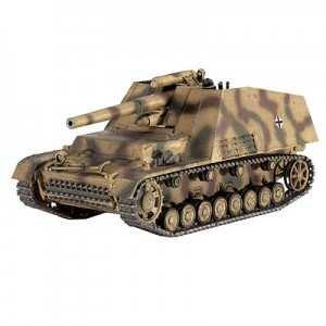 Картонна модель танка Hummel