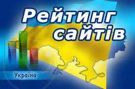 Рейтинг найпопулярніших українських сайтів