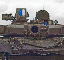 Український танк Т-84 БМ Оплот