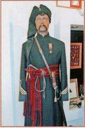 Сотник кінного полку «Чорних запорожців»