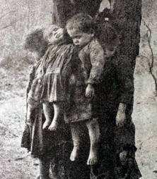 Як бандерівці вбивали дітей!