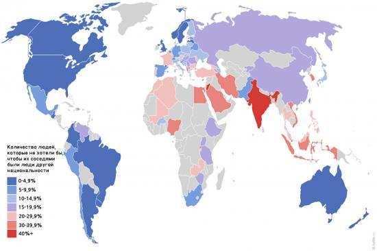 Мапи які не показають в школі