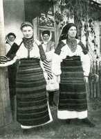 Дівчата з села Кривче